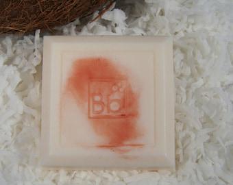 Coconut hand & body soap 4 oz.
