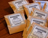 Peppermint Eco Friendly Laundry Soap Sample