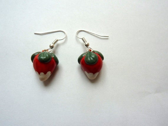 radish earrings lovegood inspired radish earrings 4754