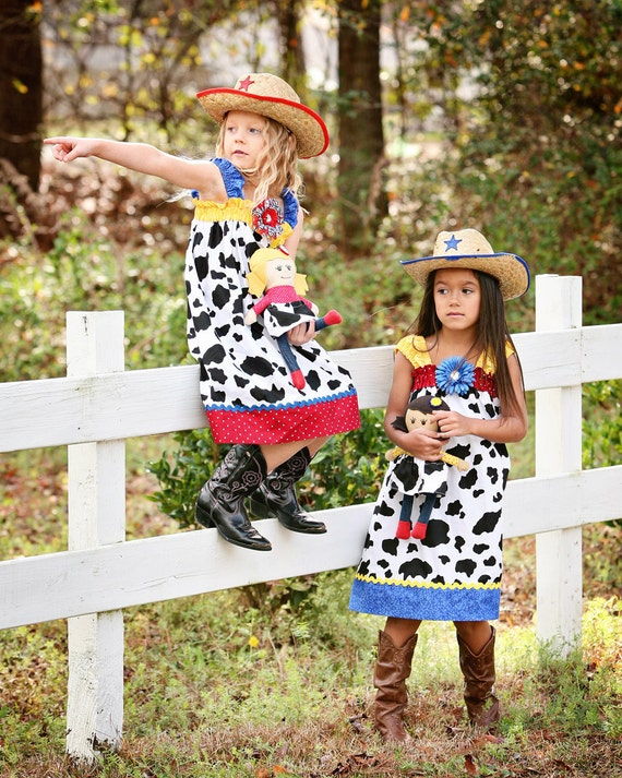 Disney dress Jessie cowgirl Toy Story baby girl 1st Birthday Party size newborn available in 3 6 9 12 18 months 2t 3t 4t 5 6 7 8 9 10
