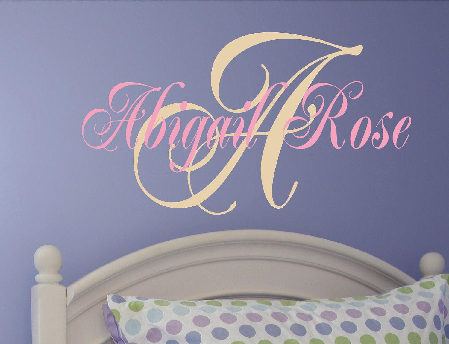 girls name decal name wall decal monogram name wall decals girls name decal name wall decal monogram name wall decals custom name wall art baby name wall decals