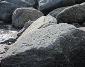 Big Love Heart Stone Photo