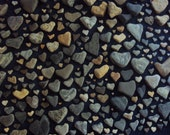 A Whole Lotta Love Heart Stone Photo