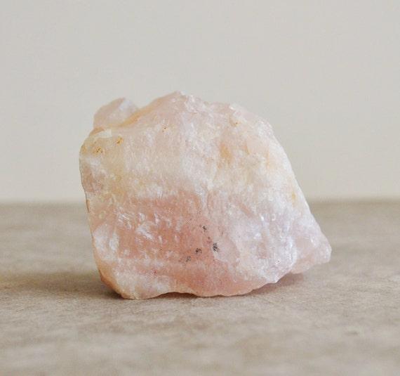 large pc rose quartz