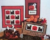 Fallidays Halloween Wall Hangings by Debbie Mumm Quilt Pattern