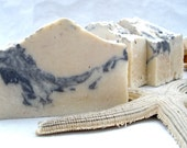 Ocean Mist handcrafted soap, enriched with organic cocoa, shea & avocado butters (Vegan)