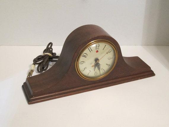 Vintage General Electric Mantle Clock