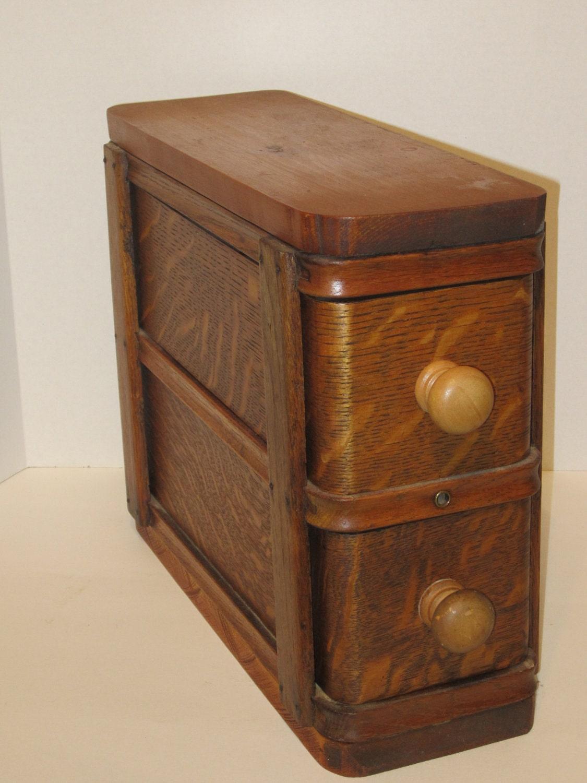 vintage sewing machine drawers price reduced