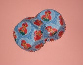 Disney The Little Mermaid Ariel cupcake liners, 50 count baking cups