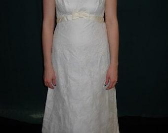 1960's/70's wedding dress