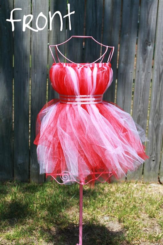 SALE---Valentine Tutu Dress