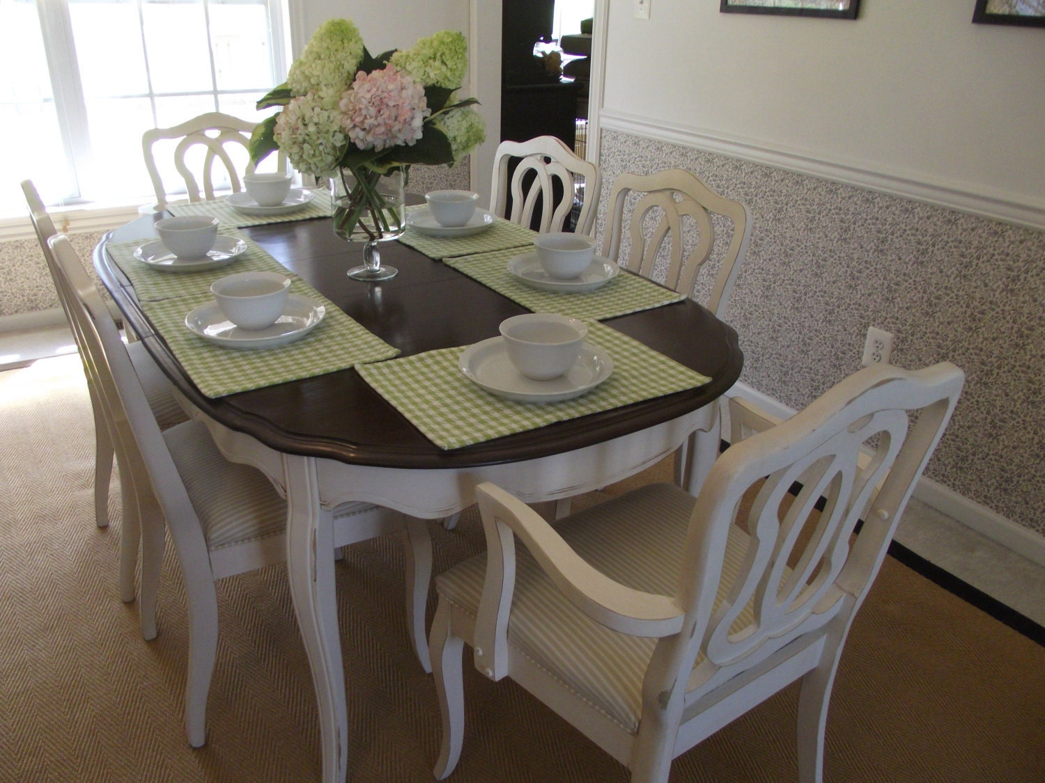 enter valid french provincial dining room table Posted