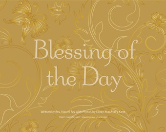 Blessing of the Day Meditation Cards