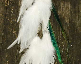 Feather Hair Extension - Bohemian