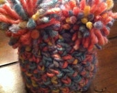 A Little Fluff - Pom Pom Baby Hat