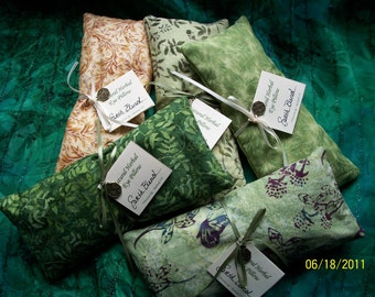 VTwiccan Aromatherapy Herbal Pillow Earth Blend