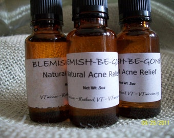 VTwiccan 100% Natural Acne fighting blemish oil blend