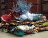 Birds of a Feather 3 FIBeR FReNZY art yarn