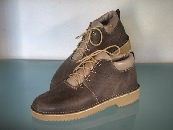 Gray Womens Leather Shoes - Lightstep Hiking Boot - Wandler style