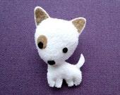 Little Terrier Brooch