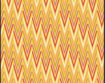 Fat Quarter fabric for quilt or craft, Art Gallery, Rhapsodia, Weaving Sol, Patricia Bravo