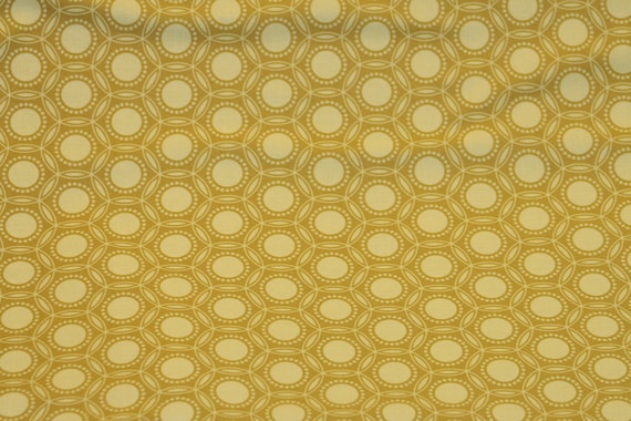 Opal in Gold, 1-Yard, Joel Dewberry - Heirloom for Free Spirit