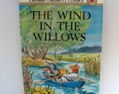 Vintage Ladybird The Wind In The Willows Hardback Book