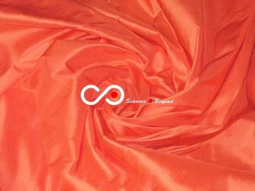 Silk Taffeta Fabric Pure Silk taffeta Color 064 Section