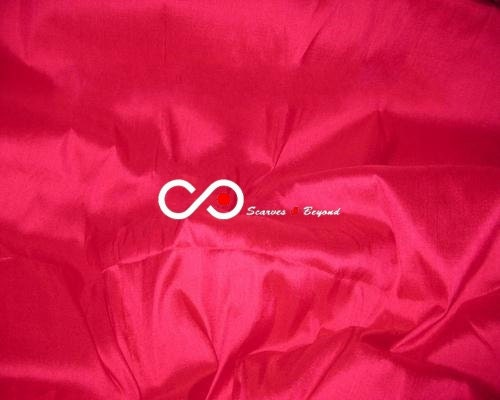 Silk Taffeta Fabric Pure Silk taffeta Color 127 Section