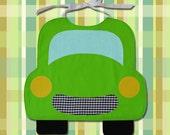 CAR Toddler Bib - PDF Pattern