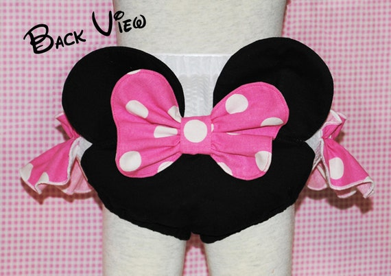 MOUSE EARS Diaper Cover - PDF Downloadable e-pattern