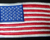 United States Flag Badge or Patch