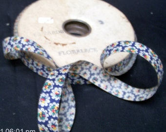 Floralace Brand Ribbon - Navy Blue Color
