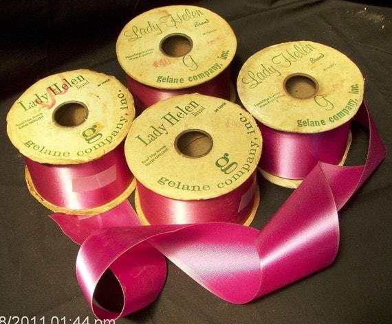 Lady Helen Brand Ribbon - Purple Color