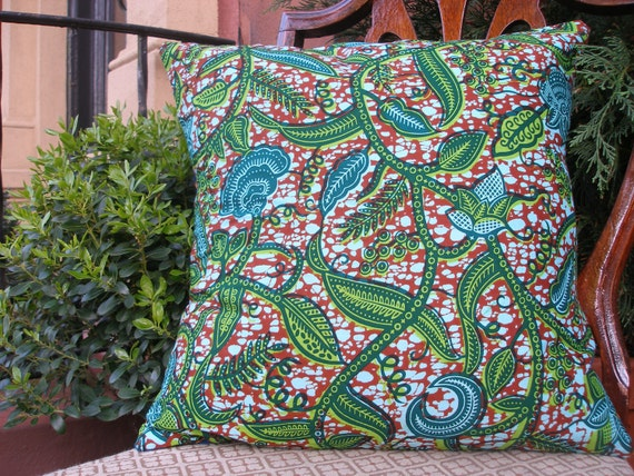 50% OFF Verdant Flora Pillows and Pillow Covers (Sizes detailed below)