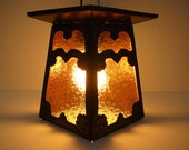 1915 Style Arts and Crafts Bungalow Porch Light by the Lincoln Lighting Company
