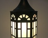 1940s Arts and Crafts Cottage Style Hanging Light from Unknown Manufacturer - Possibly by the Artolier Lighting Company