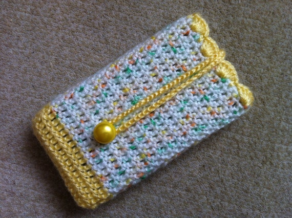 Iphone/ipod 3G 3GS 4G 5G Case, cell phone pouch, cozy, Usa seller