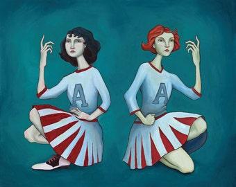 Song Queens - Fine Art Print