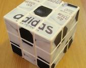grigorusha Soccer Ball Rubik's Cube - Football FIFA Barsil 2014