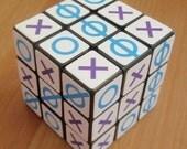 KreNol Cube (aka real Tik-Tac-Toe Cube) - 3x3x3 Rubik's Cube