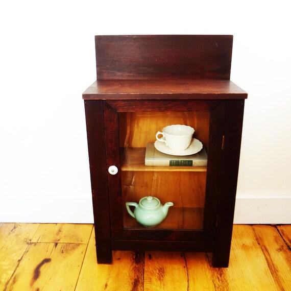 Antique Cabinet, Victorian Cupboard