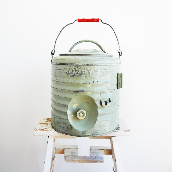 Vintage Water Cooler Covey 2 Gallon