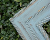CUSTOM Shabby Chic PIcture Frame