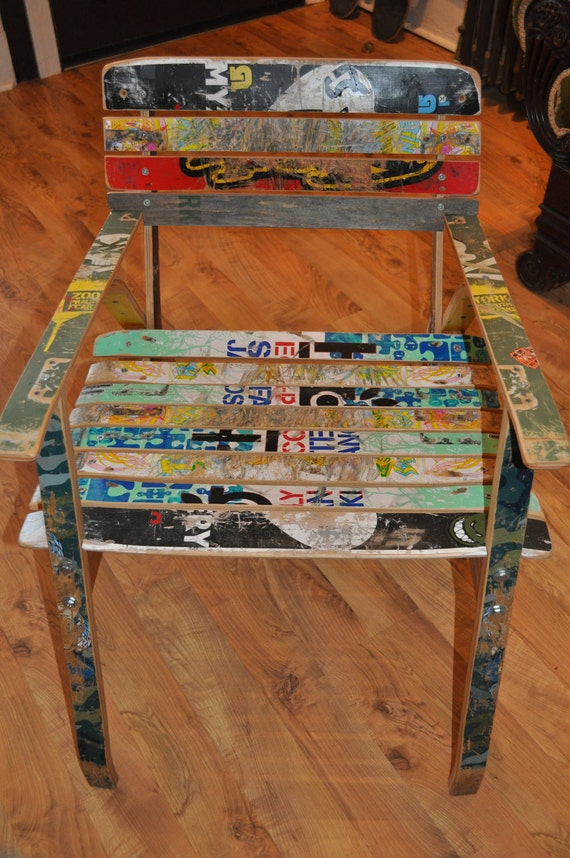 Sk8 Chair