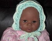 Baby Bonnet pattern- PDF