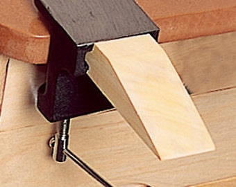 BENCH PIN and Anvil - For Sawing - Hammering Metal -  Jewelry Tools for Metal Work - BPN-122.00