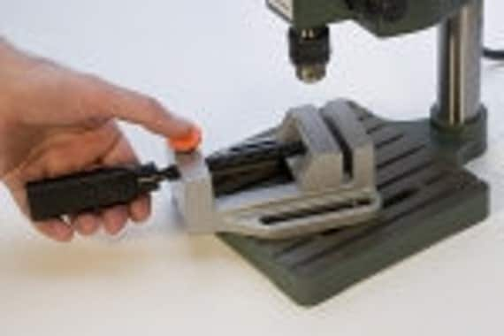DRILL Press VISE  Hold Your Work Safely While Drilling