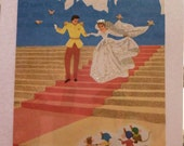 The Wedding Card: Cinderella, Prince Charming & the Mice Happily Ever After