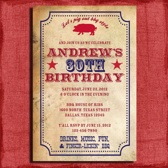 Surprise 40Th Invitations with good invitation example